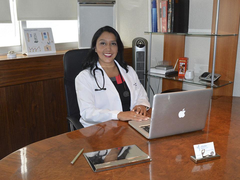 Dra. Fabiola Villalobos, Medicina Integrada